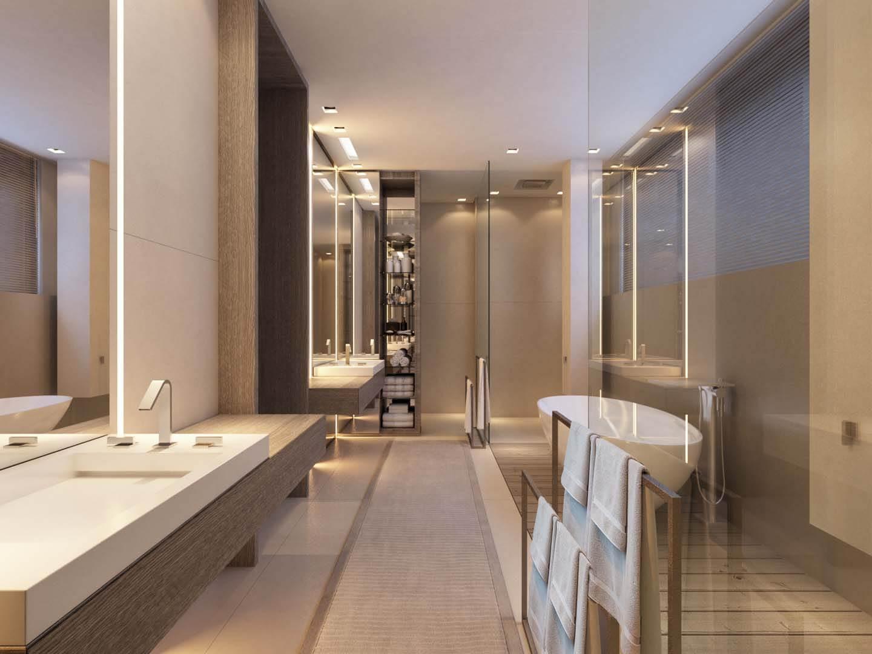 Banheiro máster